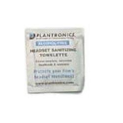 Plantronics - 77684-01 - Plantronics Head Set Cleaning Wipe - 1