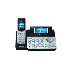 AT&T / VTech - 80-7009-00 - DS6151 2-LINE, DECT, CID Dect 6.0, dual Caller ID, dual keypad, and answering system