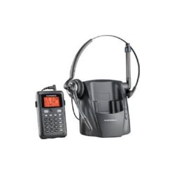 Plantronics - 80057-11 - Plantronics Wireless DECT6.0 Cordless Headset Phone w/ Microphone