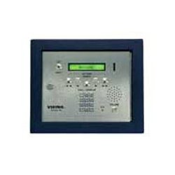 Viking - AES-2000F - 75 Name Apartment Entry System with Display and Voice, Expandable to 525 Names, Flush Mount
