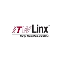 ITW Linx - CAT6-LAN-RJ45 - 1 Gb rated, protects 4 pair CAT6 rated cable, 16V clamping, RJ45 in / RJ45 Out