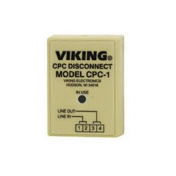 Viking - CPC-1 - Generates a CPC Disconnect