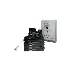 Ditek - DTK-TPKL8 - Voice/Signal Kit - Power, 8 Pair 130V Voice and Ground Bar