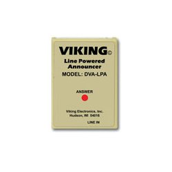 Viking - DVA-LPA - Phone Line Powered Digital Voice Announcer