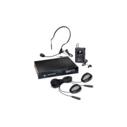 Bogen - ENHANCER - Bogen Enhancer Wireless Microphone System - 60 Hz to 12 kHz Frequency Response - 30 ft Operating Range