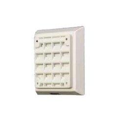 Wheelock - ET-1010-W - Vandal resistant, Surface speaker, White
