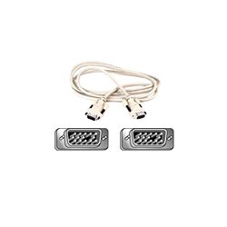 Belkin / Linksys - F2N028-06 - Belkin Pro Series Video Cable - HD-15 Male - HD-15 Male - 6ft