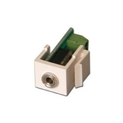 Channel Vision - G-IRBW - Channel Vision 3.5mm Ir Breakout Insert-white