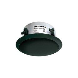 Bogen - HFCS1LPB - Bogen HFCS1LPB low profile black ceiling spkr