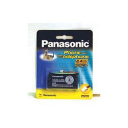 Panasonic - HHRP509A - Panasonic Nickel Metal-Hydride Battery for Cordless Phones - Nickel-Metal Hydride (NiMH) - 2.4V DC