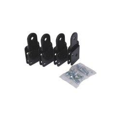 Hubbell - HLSSK - Hubbell HLSSK Mounting Coupler - Black