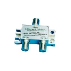 Channel Vision - HS2 - Channel Vision HS2 Signal Splitter/Combiner