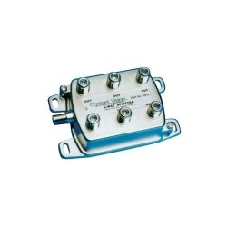 Channel Vision - HS-6 - Channel Vision HS-6 Broadband Splitter/Combiner - 6-way - 1GHz