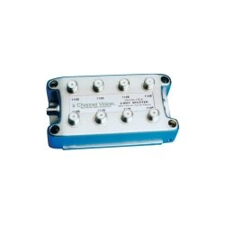 Channel Vision - HS8 - Channel Vision HS8 Signal Splitter/Combiner