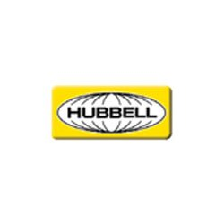 Hubbell - HXJ5EBK25 - Hubbell SPEEDGAIN Xcelerator HXJ5EBK25 Cat.5e Connector - 25 Pack - 1 x RJ-45 Female - Orange