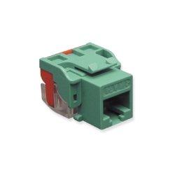 ICC - IC1078L6GN - Cat6 Modulr Cnnctr Green