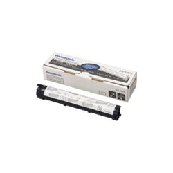 Panasonic - KX-FA76 - Panasonic Black Toner Cartridge - Laser - 2500 Page - 1 Each