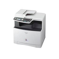 Panasonic - KX-MC6040 - Panasonic Laser Multifunction Printer - Color - Plain Paper Print - Desktop - Copier/Fax/Printer/Scanner - 21 ppm Mono/21 ppm Color Print - 1200 x 1200 dpi Print - Automatic Duplex Print - 21 cpm Mono/21 cpm Color Copy - Fast