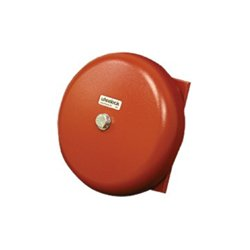 Wheelock - MB-G10-12-R - Series MB Motor Bell, 12VDC, 10 Shell, Red