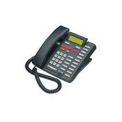 Mitel Networks - A1220-0000-02-00 - Aastra Classic 9216 Standard Phone - Black - Corded - 1 x Phone Line