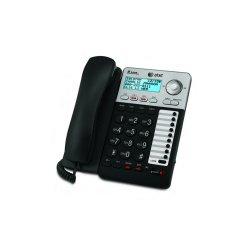AT&T / VTech - 80-8143-00 - ML17929 2-Line Speakerphone w/CI Silver/Black