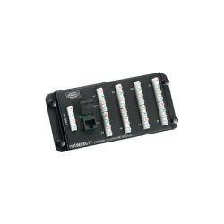 Hubbell - NSOPTM8 - NetSelect Primary Telephone Module, 8 Port