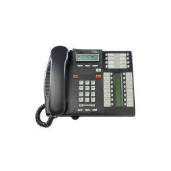Avaya / Nortel - NT8B27JAMAE6 - Avaya TechSource Business Series Terminal T7316E - Digital phone - multi-line operation - charcoal