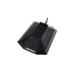 Bogen - SCU250 - Bogen SCU250 Boundary Microphone - Electret - Desktop - 20Hz to 18kHz - Cable - Black