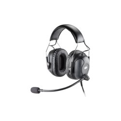 Plantronics - 92638-01 - Plantronics SHR2638-01 Headset - Stereo - Black - Quick Disconnect - Wired - Over-the-head - Binaural - Ear-cup - Noise Canceling