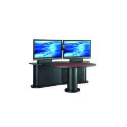 Avteq - TC-3000L - Teamspace 3seat Dual Mount Video Conferencing Telepresence