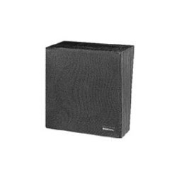 Bogen - WBS8T725V - Bogen WBS8T725V 4 W RMS Speaker - Black - 50 Hz to 12 kHz - Wall Mountable
