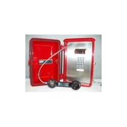 Ceeco - WPP-331-F-M-R - WPP-331-F in RED Housing with Magnetic Hook Switch