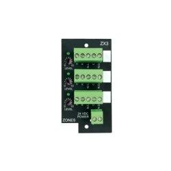 Bogen - ZX3 - Bogen ZX3 3 zone plug in expn module