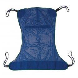 Drive Medical - 13223L - Full Body Patient Lift Sling, Mesh, Large - (Blue)