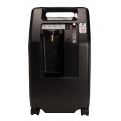 Drive Medical - 525DS - Compact Oxygen Concentrator, 5-Liter, Standard - (Black)