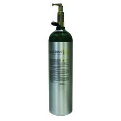 Drive Medical - 535D-D-870 - 870 Post Valve Oxygen Cylinder, D Cylinder - (Silver)