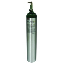 Drive Medical - 535D-E-870 - 870 Post Valve Oxygen Cylinder, E Cylinder - (Silver)