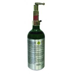 Drive Medical - 535D-M4-870 - 870 Post Valve Oxygen Cylinder, M4 Cylinder - (Silver)