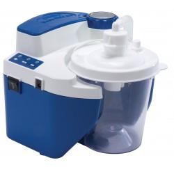 Drive Medical - 7314D-D - Vacu-Aide QSU Quiet Suction Unit with Internal Filter - (Blue)
