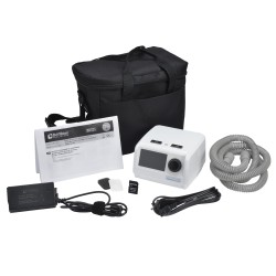 Drive Medical - DV64D - IntelliPAP 2 AutoAdjust CPAP System - (White)