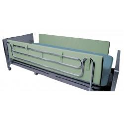 Drive Medical - M3800-48 - Foam Side Rail Bumper Pads, 48, 1 Pair - (Green)