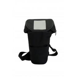 Drive Medical - OP-150-800 - Oxygen Cylinder Carry Bag, Vertical Horizontal or Backpack Bag - (Black)