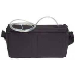 Drive Medical - OP-150T - Oxygen Cylinder Carry Bag, Horizontal Bag - (Black)