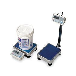 A&D Engineering - FG-30KBM - Bench Scale Fg-k 30 Kg 0.005 Kg With Out Column +/- 0.01 Kg Aandd Stainless Steel Ac-adaptr 120 Volt, Ea
