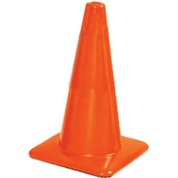 Jackson Safety - 3004181 - Traffic Cone Traffic Cone Orange 28 14.5 Pvc Jackson Safety, EA