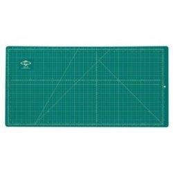 Alvin & Company - GBM3042 - Cutting Mat Grn/blk 30x42, Ea