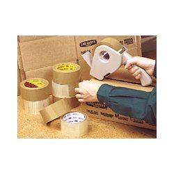 3M - 373GN4850 - Sealing Tape 2 Inx55 Yd Gray 2.5 Mils 3m Packaging Division