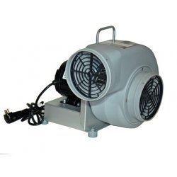 Air Systems - SVB-E8EC - Centrifugal Confined Space Blower, 1/2 HP, 115VAC Voltage