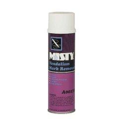 Amrep / Misty - AMR A178-20 - Misty Vandalism Mark Remover - 16-Oz. Aerosol (12 Case Qty.)