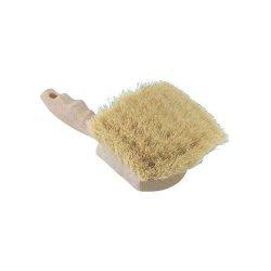 Proline Brushes - BRU 4220 - White Tampico Utility Brush - 20 Overall Length, EA